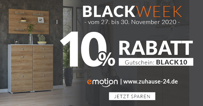 zuhause-24 Black Friday 2020