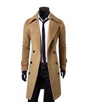 Zweireiher-Mantel