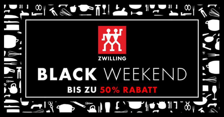 ZWILLING Black Friday 2019